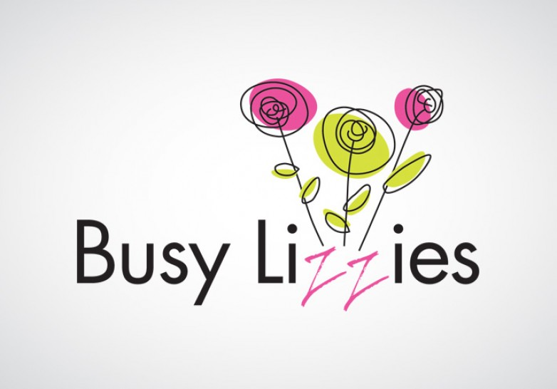 Busy Lizzies Logo