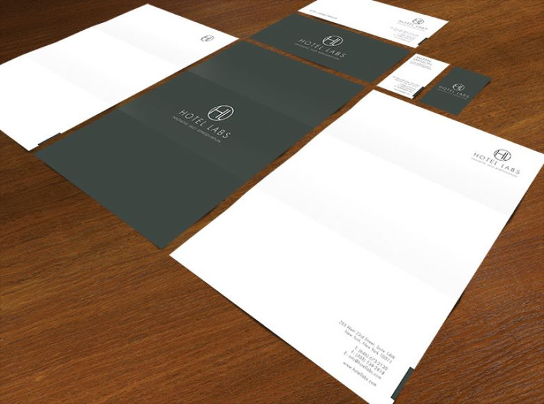 Hotel Labs Stationery