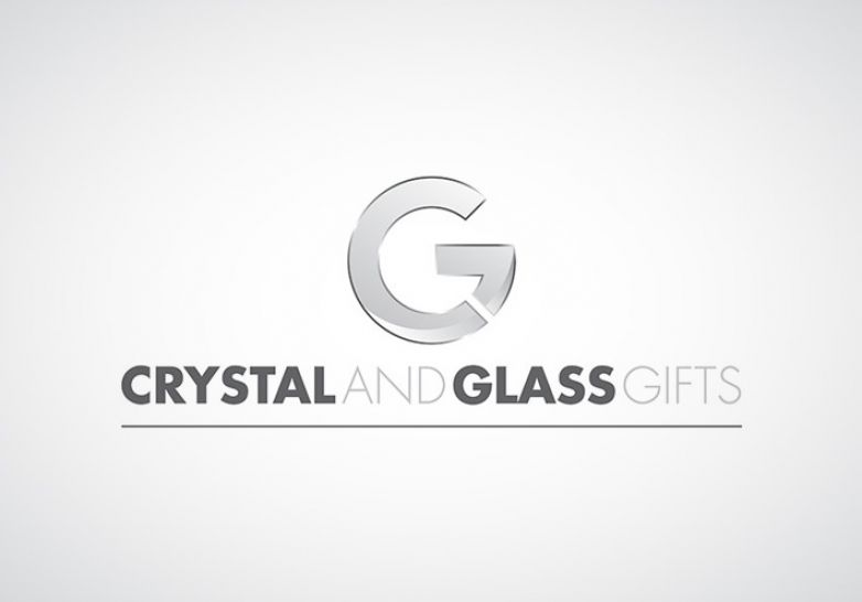 Crystal & Glass Gifts Logo